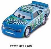 Ernie Gearson.Cars 3