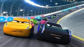 Cars 3 - Full Ending Scene LIGHTNING MCQUEEN Final Race HD