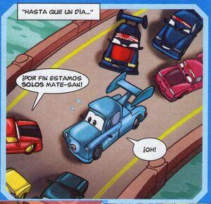 Ninja cars
