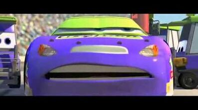 Pixar - Cars - original 2005 teaser trailer (HQ)