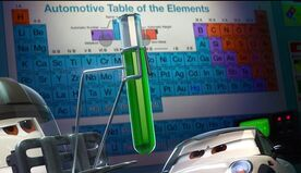 Automotive Table of Elements