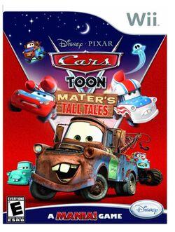 CarsToonsCover