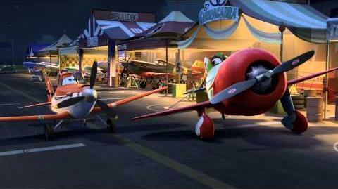 """Disney's Planes - """"Dusty Meets El Chupacabra"""""""