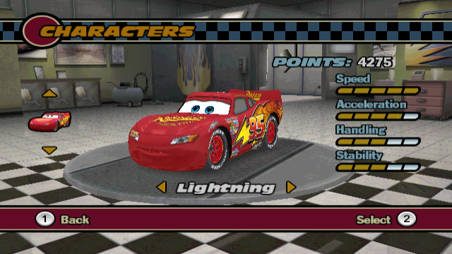 User Blog Razor Boyz Playable Characters In The Cars Video Games