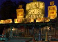 RadiatorSpringsCurios