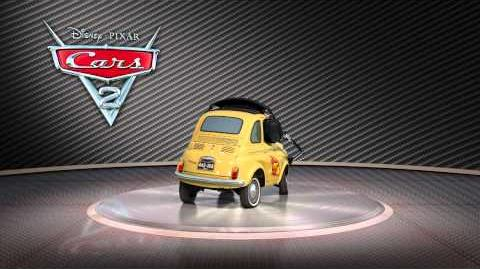 CARS 2 - Luigi