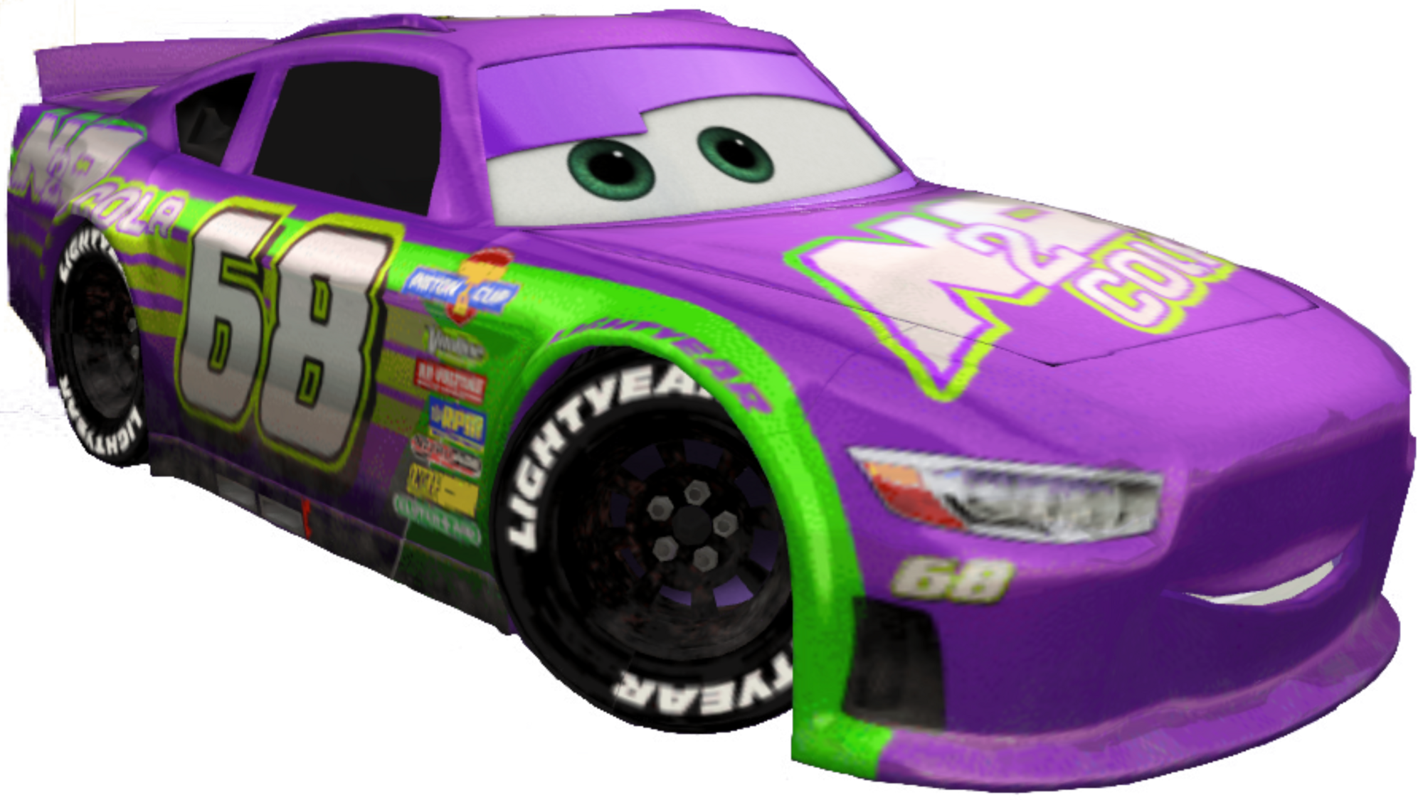 Cars That Start With J >> Parker Brakeston | World of Cars Wiki | FANDOM powered by Wikia