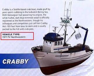 Crabby`s brand