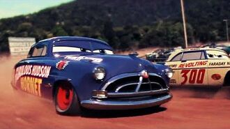 Cars 3 All Doc Hudson Scenes! Full HD