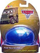Race team sarge cars 2 egg