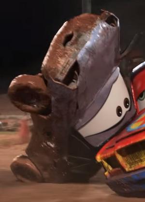 Patty demolition derby racer
