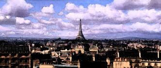 Paris Painting