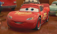 Lightning cars 2 piston cup paint job