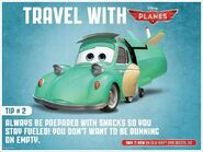 "Travel With ""Planes"" 2"