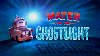 Mater and the Ghostlight title card