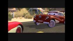 Cars Mater National Championship - Cutscene 2