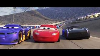 Cars 3 McQueen's Crash Full HD