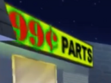 99¢ Parts