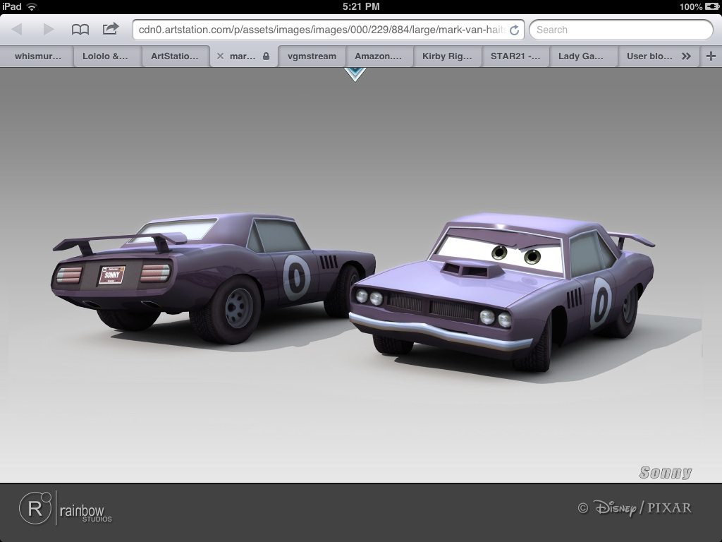 Image - Sonny Artwork.jpg | World of Cars Wiki | FANDOM powered by Wikia