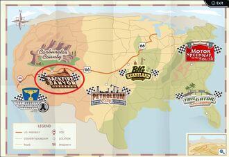 Map mapiti map