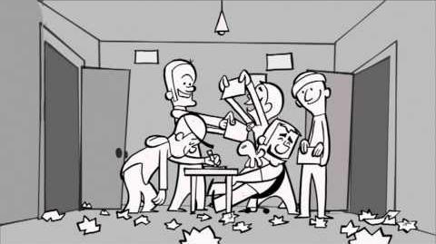 Pixar Studios Stories - Mcqueen has no hands!