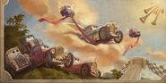 Porto Corsa Casino's painting