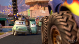 Pixar Post - Radiator Springs 500 and a half - Luigi and Guido