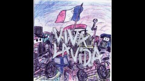 Cars 2 -Coldplay Viva la Vida. with Concept Art