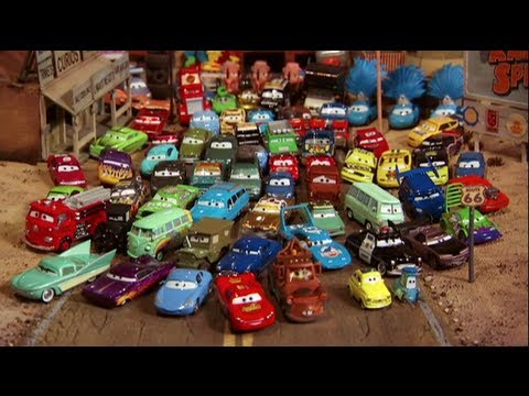 1 55 Scale Die Cast World Of Cars Wiki Fandom Powered By Wikia