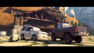 Disney's PLANES FIRE AND RESCUE Clip - 'StillI Fly Piston Peak'