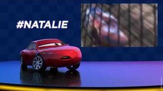 Disney Pixar Cars 3 - Promo Reel Natalie Certain