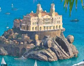 Porto Corsa Casino Paint
