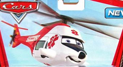 Вертолёт итальянской скорой