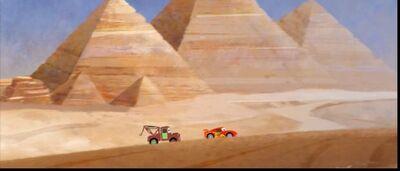 Egyp Pyramids