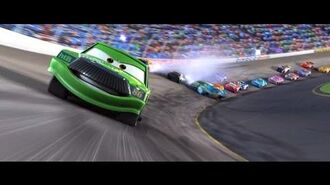 Cars 1 Huge Car Crash HD