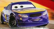 Markus Krankzler Cars 3