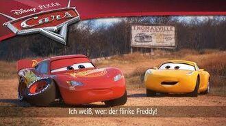 Disney Pixar- Cars 3 Allianz Commercial 2