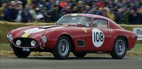 Ferrari 250 GT LWB Berlinetta Scaglietti TdF - PV 96 - 1997 GOODWOOD FESTIVAL OF SPEED (15660232918)