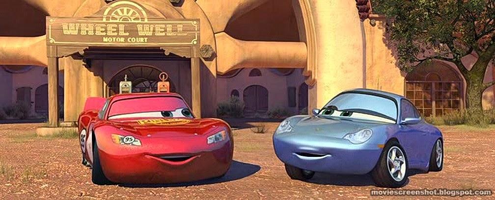 Details about Cars-Sally & Radiator Springs McQueen-Mattel Disney Pixar-  show original title