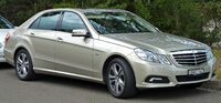 2009 Mercedes-Benz E 250 CGI (W 212) Avantgarde sedan (2010-07-05)