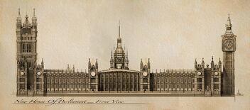 Cars 2 Concept Art House Of Parliament