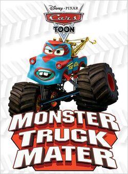 Monster Truck Mater Book World Of Cars Wiki Fandom Powered