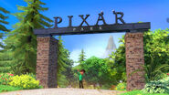 Pixar park