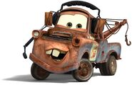Mater - Cars 2