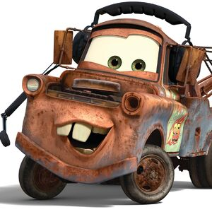 Tow Mater/Gallery | World of Cars Wiki