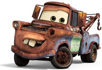 Tow Mater World Of Cars Wiki Fandom