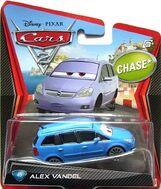 Alex vandel cars 2 single - Kopya