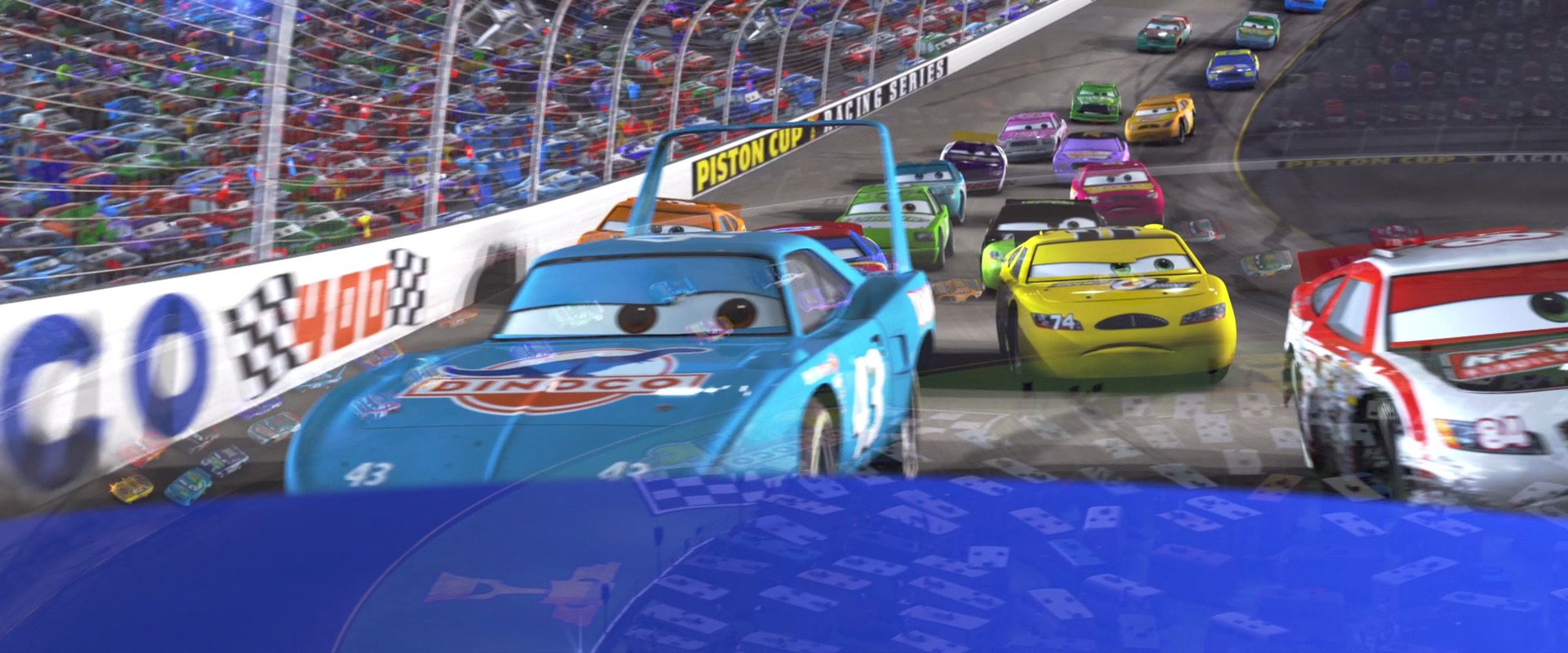 Ryan Shields World Of Cars Wiki Fandom