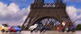 Mater in Paris