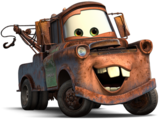 Tow Mater/Gallery